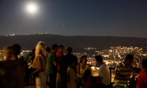 Πανσέληνος Αυγούστου 2017: Πανσέληνος και μερική έκλειψη σελήνης - Τι ακριβώς θα συμβεί;