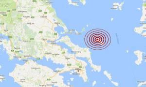 Σεισμός 3,6 Ρίχτερ στη Σκύρο (pics)