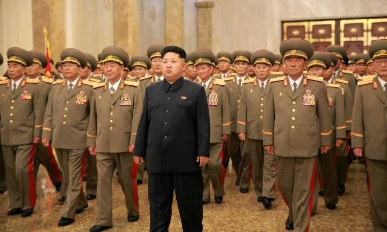 Άμεση απάντηση της Β. Κορέας στον Τραμπ - Εξετάζει σοβαρά το ενδεχόμενο επίθεσης στη νήσο Γκουάμ
