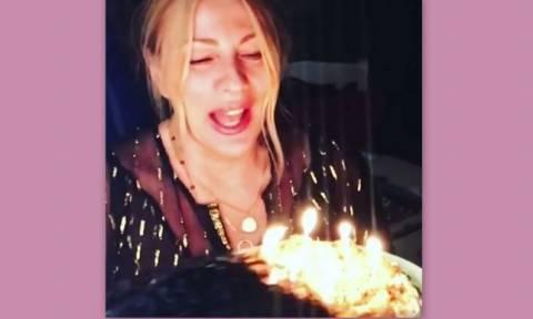 Σμαράγδα Καρύδη: Το πάρτι για τα γενέθλιά της