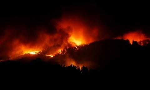 Φωτιά Τώρα: Καίγονται τα χωριά της ελληνικής μειονότητας στην Αλβανία