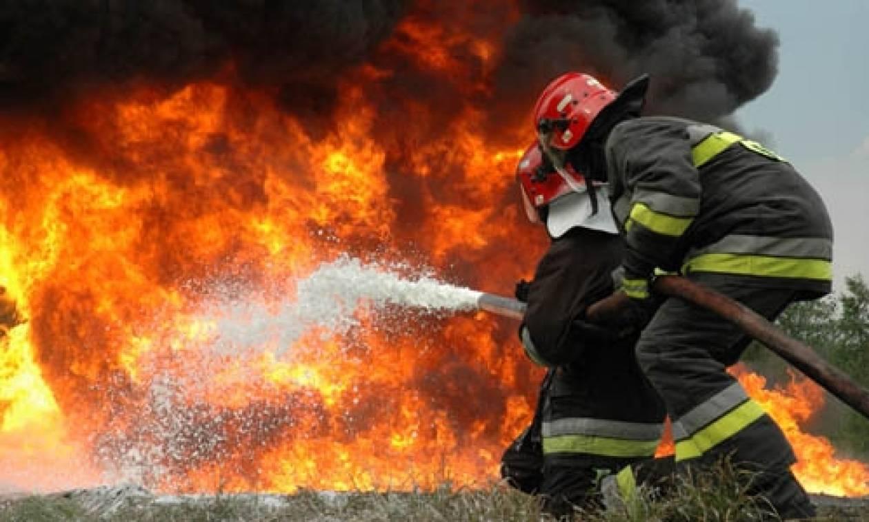 Ο χάρτης πρόβλεψης κινδύνου πυρκαγιάς για την Παρασκευή 11/8 (pic)