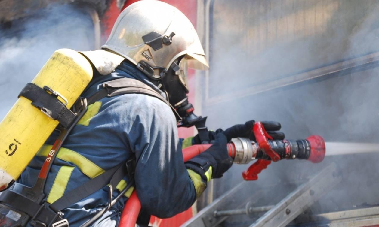 Οικογενειακή τραγωδία στη Μυτιλήνη: Μητέρα είδε τα δύο παιδιά της να καίγονται (pics)