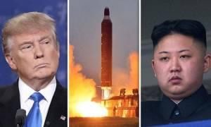 «Κόκκινος συναγερμός» στον πλανήτη: Κίνδυνος πυρηνικού πολέμου ανάμεσα σε ΗΠΑ και Βόρειο Κορέα
