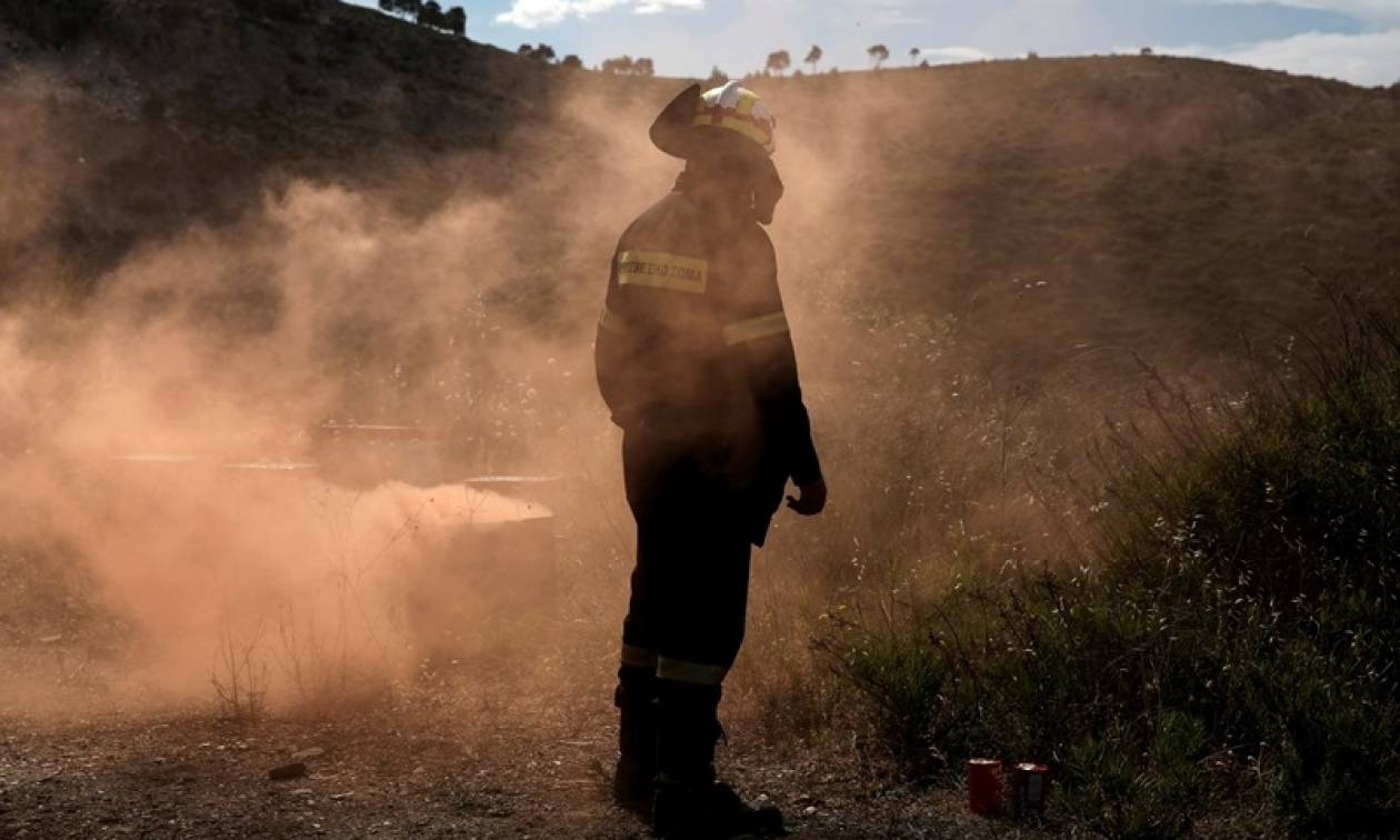 Πυροσβεστική: 54 δασικές πυρκαγιές το τελευταίο 24ωρο - Η εικόνα στα πύρινα μέτωπα