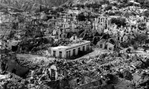 Σαν σήμερα το 1953 η Κεφαλονιά πλήττεται από τον φονικό σεισμό 7,2 Ρίχτερ