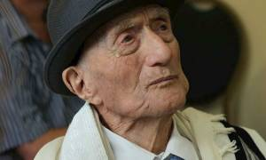 Πέθανε o γηραιότερος άνδρας του κόσμου κατά το βιβλίο Γκίνες