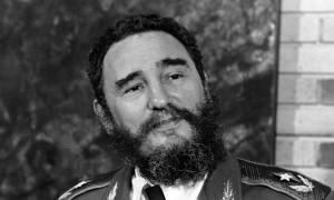 Σαν σήμερα το 1926 γεννήθηκε ο Φιντέλ Κάστρο