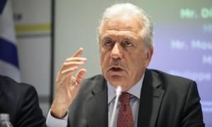 Αβραμόπουλος: Δεν θα επιστραφούν στην Ελλάδα όσοι πρόσφυγες μετακινήθηκαν μέχρι 15/03/2017