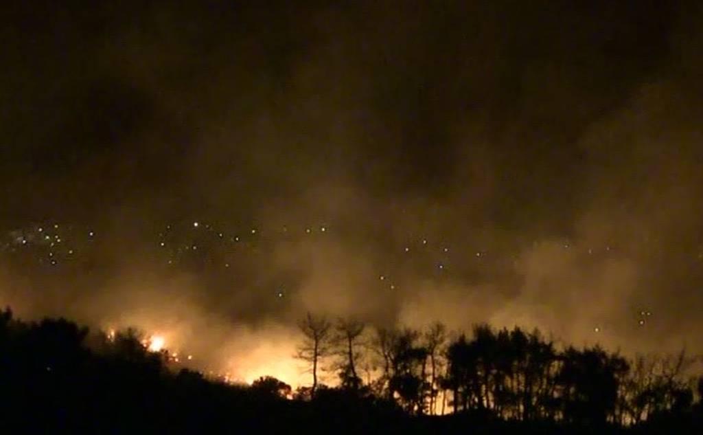 ΕΚΤΑΚΤΟ - Φωτιά Κάλαμος: Σε κατάσταση έκτακτης ανάγκης ο Δήμος Ωρωπού