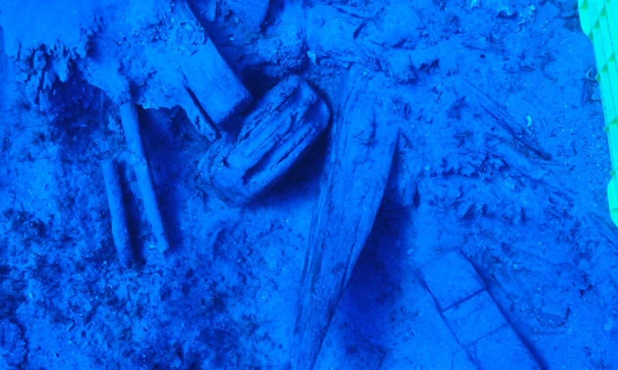 Νέα εντυπωσιακά ευρήματα στο ιστορικό ναυάγιο «Μέντωρ» στα Κύθηρα (pic)
