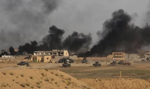 Ούτε σπιθαμή γης στο ISIS: Ξεκίνησε ο αεροπορικός βομβαρδισμός του Ταλ Αφάρ