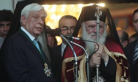 Παυλόπουλος και Ιερώνυμος απαντούν στο Βούτση: Πολιτεία και Χριστιανοσύνη συμπορεύονται
