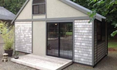 Αυτό το σπίτι είναι μόλις 26 τ.μ. Το εσωτερικό του θα σας αφήσει με το στόμα ανοιχτό! (photos)