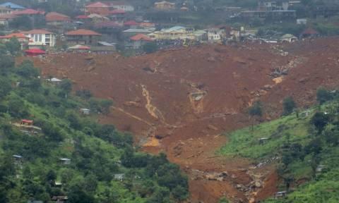 Θρήνος στη Σιέρα Λεόνε: 105 παιδιά έχασαν τη ζωή τους στις καταστροφικές πλημμύρες