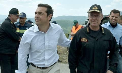 ΕΣΗΕΑ: Καταγγελία για επιλογή δημοσιογράφων στην επίσκεψη Τσίπρα στο Πολυδένδρι