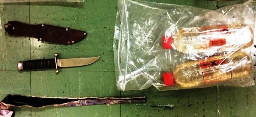Στον ανακριτή ο 63χρονος που συνελήφθη ως ύποπτος εμπρησμού: «Μου άρεσε να ανάβω τα καντήλια» (pics)