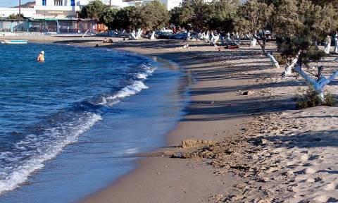 Πνιγμός ηλικιωμένου σε παραλία της Μήλου
