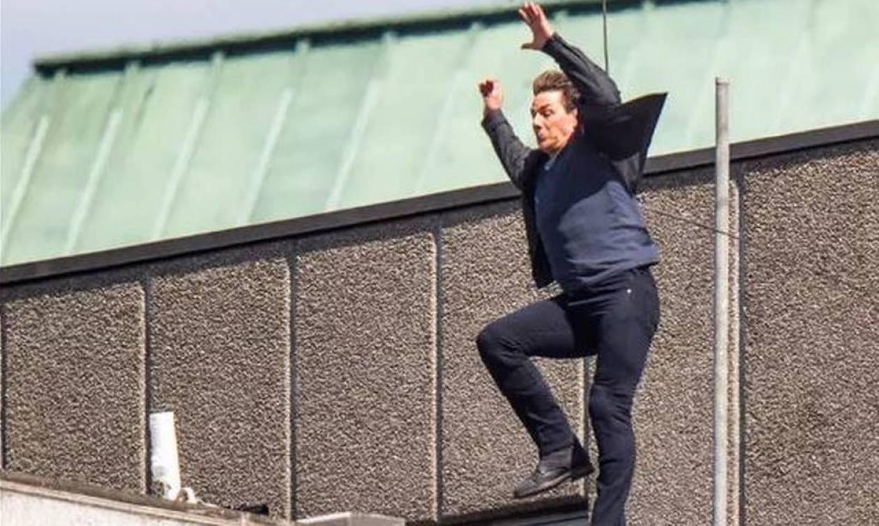 """«Παγώνουν» τα γυρίσματα του """"Mission: Impossible"""" - Ο Τομ Κρουζ τραυματίστηκε σοβαρά"""