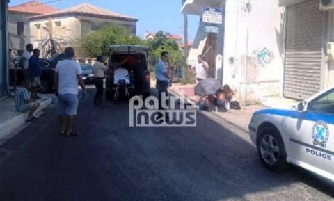 Σοβαρό τροχαίο με τραυματισμό 30χρονου στα Λεχαινά