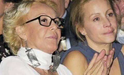 Ζωή Λάσκαρη: Η τελευταία φωτογραφία από τη Νάξο με την κόρη της