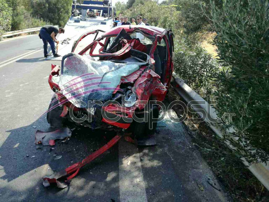 ΕΚΤΑΚΤΟ Κρήτη: Οι πρώτες σκληρές εικόνες από το τροχαίο με το λεωφορείο – Ένας νεκρός - 3 τραυματίες