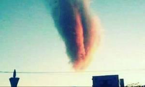 Χαμός στο διαδίκτυο με το «χέρι του Θεού» που εμφανίστηκε στον ουρανό της Βραζιλίας