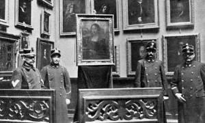 Σαν σήμερα το 1911 αφαιρείται από το μουσείο του Λούβρου ο διάσημος πίνακας «Μόνα Λίζα»