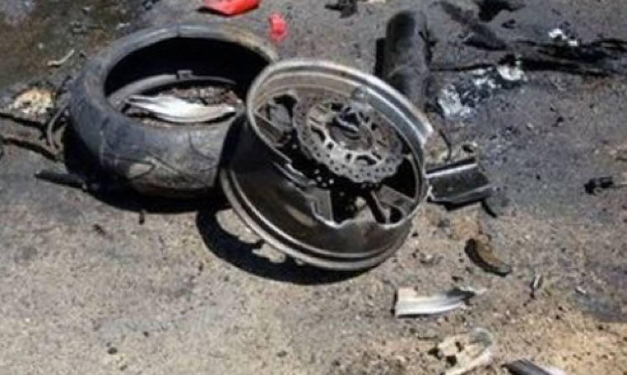 Νεκρός 20χρονος σε τροχαίο στην Κερατέα