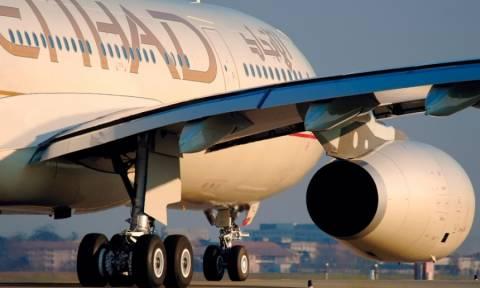 Απετράπη βομβιστική επίθεση αυτοκτονίας σε πτήση της Etihad Airways