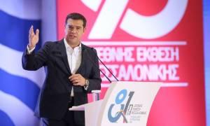 ΝΔ: Το «13άρι» των ψεμάτων του κ. Τσίπρα στην περσινή ΔΕΘ