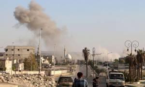Πανηγυρισμοί της Ρωσίας για την πλήρη απελευθέρωση του Χαλεπιού
