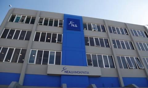 Η ΝΔ «στέλνει» για Erasmus τον Τσίπρα στο Ταλίν...