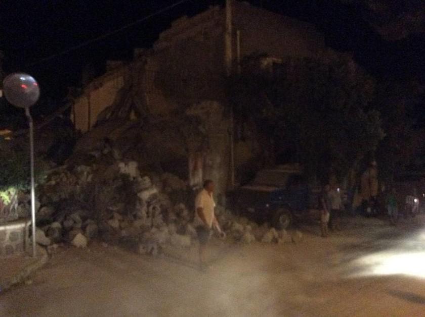 Σεισμός ταρακούνησε την Ιταλία: Πληροφορίες για τραυματίες και αγνοούμενους (pics+vid)