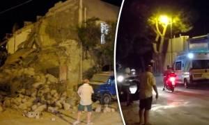 Σεισμός: «Μάτωσε» πάλι η Ιταλία - Δύο νεκροί, δέκα αγνοούμενοι και πολλοί τραυματίες (Pics+Vid)