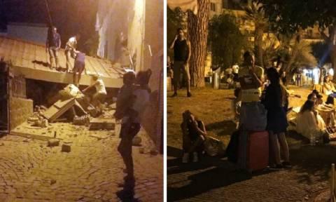 Σεισμός Ιταλία: Εικόνες «γροθιά στο στομάχι» - Ζωντανά τα παιδιά που είχαν εγκλωβιστεί στα χαλάσματα