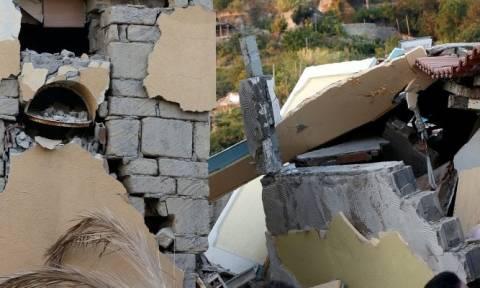 Σεισμός Ιταλία: «Πολλά σπίτια της Ίσκια φτιάχτηκαν με σκάρτα υλικά»