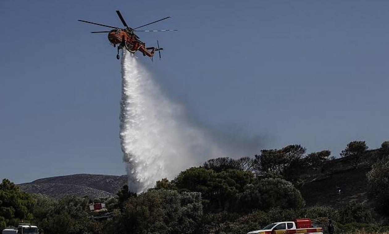 Προσοχή: Υψηλός κίνδυνος πυρκαγιάς - Αναλυτικός χάρτης