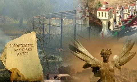 Σαν σήμερα το 2007 οι φονικές πυρκαγιές στην Ηλεία - To χρονικό μιας ανείπωτης τραγωδίας (vid)