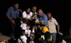 Σεισμός Ιταλία: Αυτή είναι η αιτία της κατάρρευσης της πολυκατοικίας που καταπλάκωσε τα τρία παιδιά