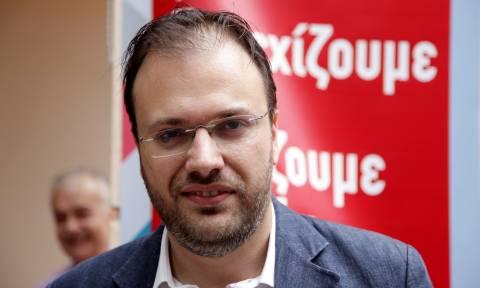 Θεοχαρόπουλος: Ανοικτό το ενδεχόμενο για την ηγεσία της Κεντροαριστεράς