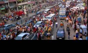 Απαγορεύτηκε η χρήση «βουβουζέλας» στα αυτοκίνητα στο Μπαγκλαντές