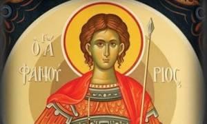 Ανατριχίλα! Το συγκλονιστικό θαύμα του Αγίου Φανουρίου