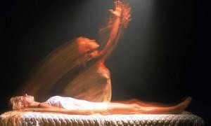 Τι θα συμβεί όταν πεθάνουμε; Όταν ο Αρχάγγελος έρχεται να πάρει τη ψυχή...