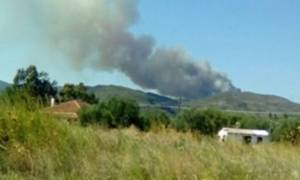 Φωτιά ΤΩΡΑ: Πύρινο μέτωπο στη Ναυπακτία (pic)