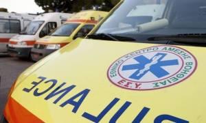 Λάρισα: Τροχαίο με πέντε τραυματίες – Ανάμεσά τους και τρία παιδιά