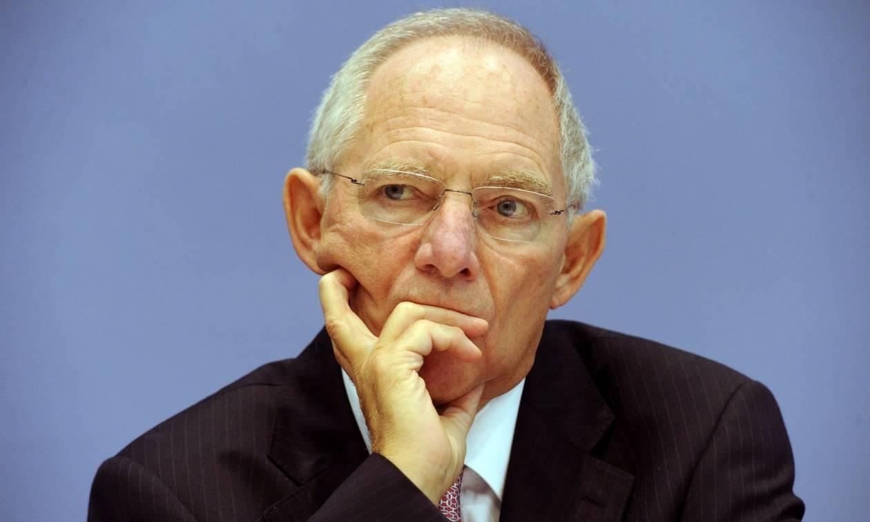 Σόιμπλε: Δεν ξέρω αν θα είμαι υπουργός Οικονομικών μετά τις εκλογές