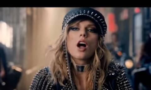 Look what you made me do: Δείτε το προκλητικό video clip που δημιούργησε η Taylor Swift