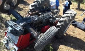Θρήνος στη Λήμνο για τον 12χρονο που σκοτώθηκε σε τροχαίο με τρακτέρ