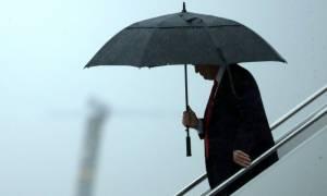 ΗΠΑ: Στο πληγωμένο από την τροπική καταιγίδα «Χάρβεϊ», Τέξας, μεταβαίνει ο Ντόναλντ Τραμπ